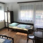 Camera tripla cu balcon cu bucatarie comuna