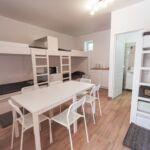 Apartament cu 1 camera pentru 8 pers.
