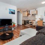 Family Balkon apartman za 4 osoba(e) sa 2 spavaće(om) sobe(om)