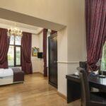Camera dubla executive cu balcon (se poate solicita pat suplimentar)