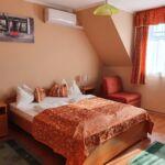 Apartament 4-osobowy Przyjazny podróżom rodzinnym z klimatyzacją z 2 pomieszczeniami sypialnianymi