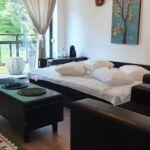 Deluxe Apartman s balkónem pro 4 os. se 3 ložnicemi (s možností přistýlky)