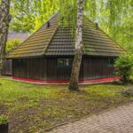 Galériás  saját konyhával 4 fős bungalow (pótágyazható)