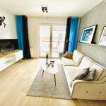 Deluxe Apartman s balkónem pro 4 os. se 2 ložnicemi