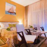 Studio Apartman s manželskou postelí s 1 ložnicí v přízemí