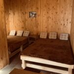 Légkondicionált négyágyas szoba