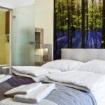 Apartament 5-osobowy na piętrze Deluxe z 3 pomieszczeniami sypialnianymi