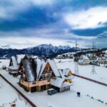 Deluxe Mountain View Chalet for 7 Persons