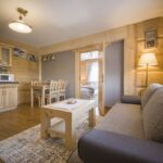 Deluxe Mountain View 3-Room Apartment for 8 Persons