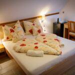 2-Zimmer-Apartment für 4 Personen mit Terasse und Panorama auf den See