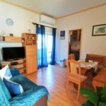 Apartament 2-osobowy z klimatyzacją z widokiem na morze z 1 pomieszczeniem sypialnianym