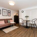 Emeleti Standard 2 fős apartman 1 hálótérrel