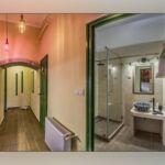 Apartament 4-osobowy na piętrze Wystrój wnętrz z 1 pomieszczeniem sypialnianym