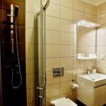 Pokój 3-osobowy z prysznicem z tarasem (możliwa dostawka)
