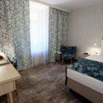 Komfort Einzelzimmer mit Dusche