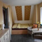 Apartament 2-osobowy z prysznicem z tarasem