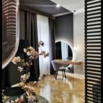 Apartament lux design cu 1 camera pentru 2 pers.
