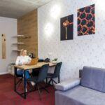 Pokój 4-osobowy na piętrze Studio