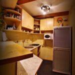 Apartment for 2 Persons with Shower and Kitchenette