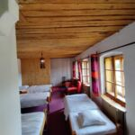 Pokój 4-osobowy z prysznicem z tarasem