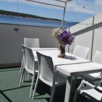 Apartman s klimatizací pro 6 os. se 3 ložnicemi s výhledem na moře A-4973-a