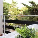 Apartman s klimatizací s terasou s manželskou postelí s 1 ložnicí A-9710-a