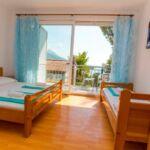 Pogled na more Klimatiziran apartman za 3 osoba(e) sa 1 spavaće(om) sobe(om) AS-16378-b