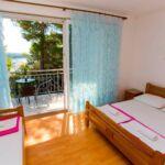 Pogled na more Klimatiziran apartman za 2 osoba(e) sa 1 spavaće(om) sobe(om) AS-16378-d