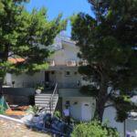Apartman s klimatizací pro 4 os. s 1 ložnicí s výhledem na moře A-18367-b