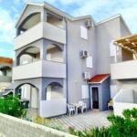 3-Zimmer-Apartment für 7 Personen mit Klimaanlage und Aussicht auf das Meer A-18370-a