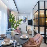 Art Apartman s klimatizací pro 4 os. se 2 ložnicemi