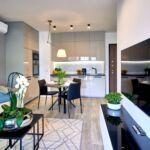Emeleti Deluxe 5 fős apartman 3 hálótérrel