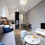 Apartament 6-osobowy na piętrze Deluxe z 3 pomieszczeniami sypialnianymi