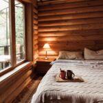 Pokój 2-osobowy z widokiem na las (możliwa dostawka)