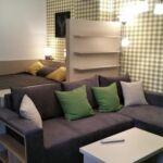 Apartament studio cu 3 camere pentru 4 pers.