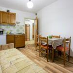 Apartament standard cu aer conditionat cu 2 camere pentru 3 pers.