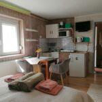 Saját teakonyhával Studio 2 fős apartman 1 hálótérrel