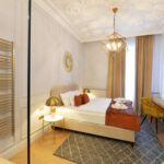 Classic Gold Pokoj s manželskou postelí