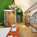 Classic Design Pokoj s manželskou postelí