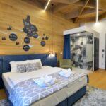 Executive Pokoj s manželskou postelí na poschodí