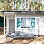 Casa de vacanta tourist cu grup sanitar pentru 4 pers. (se inchirieaza doar integral)