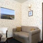Földszinti kétágyas szoba (pótágyazható)