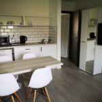 Kerthelyiséggel Studio 4 fős apartman 2 hálótérrel