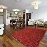 Apartament 6-osobowy na piętrze Economy z 3 pomieszczeniami sypialnianymi