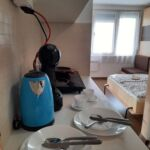 Apartament cu aer conditionat cu 1 camera pentru 3 pers.