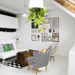 Apartament studio design cu 1 camera pentru 2 pers. (se poate solicita pat suplimentar)