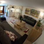 Apartament 4-osobowy Studio Przyjazny podróżom rodzinnym z 1 pomieszczeniem sypialnianym (możliwa dostawka)