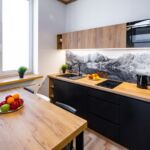 3-Room Apartment for 6 Persons with Terrace and Kitchenette
