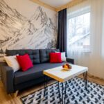 Premier 3-Room Apartment for 5 Persons with Terrace
