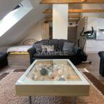 Tetőtéri Design 4 fős apartman 1 hálótérrel